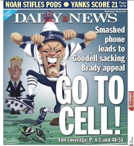 New York Daily News (backpage)