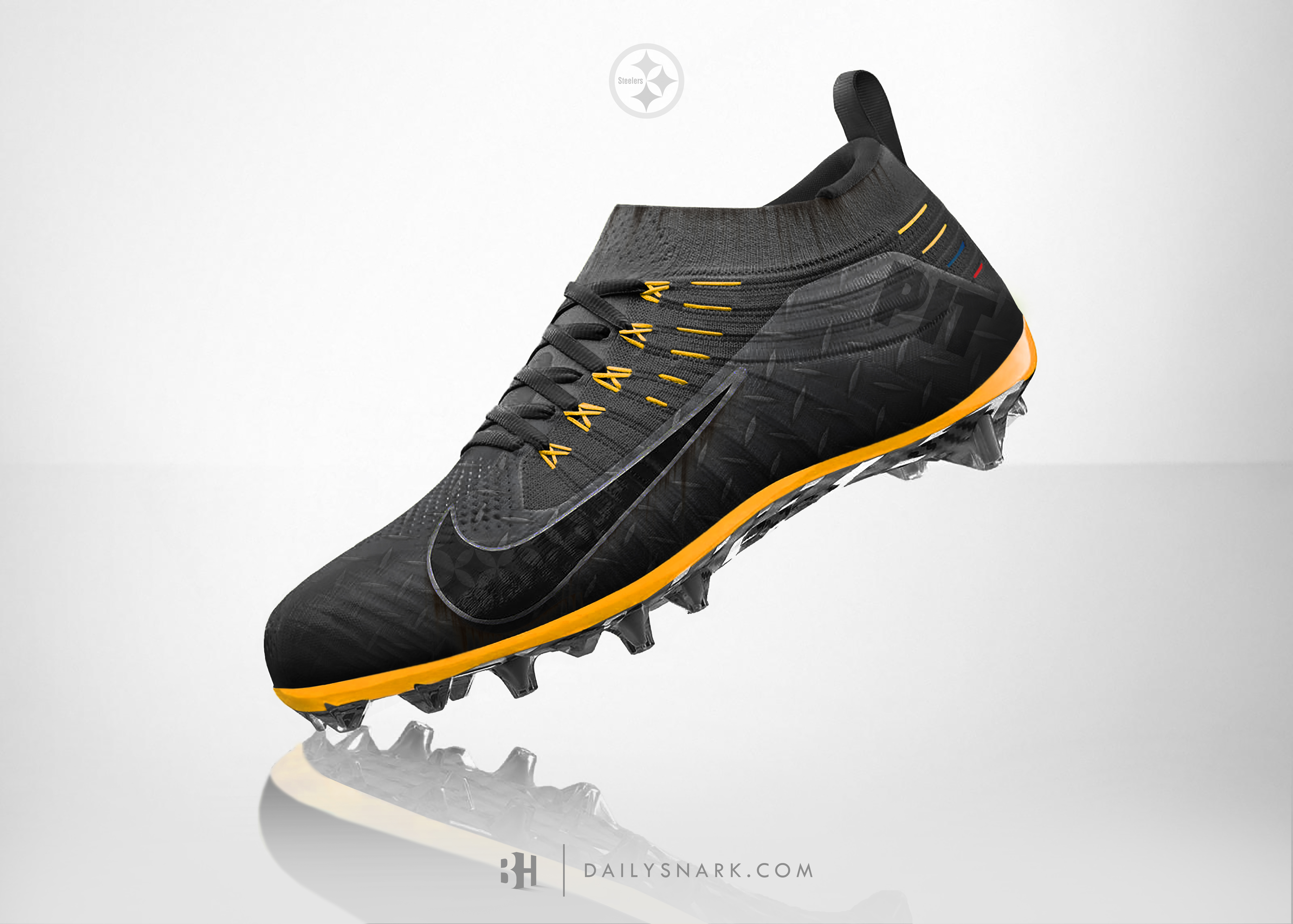 d85158d048 Designer Creates Awesome Custom Cleat Designs For All 32 NFL Teams ...