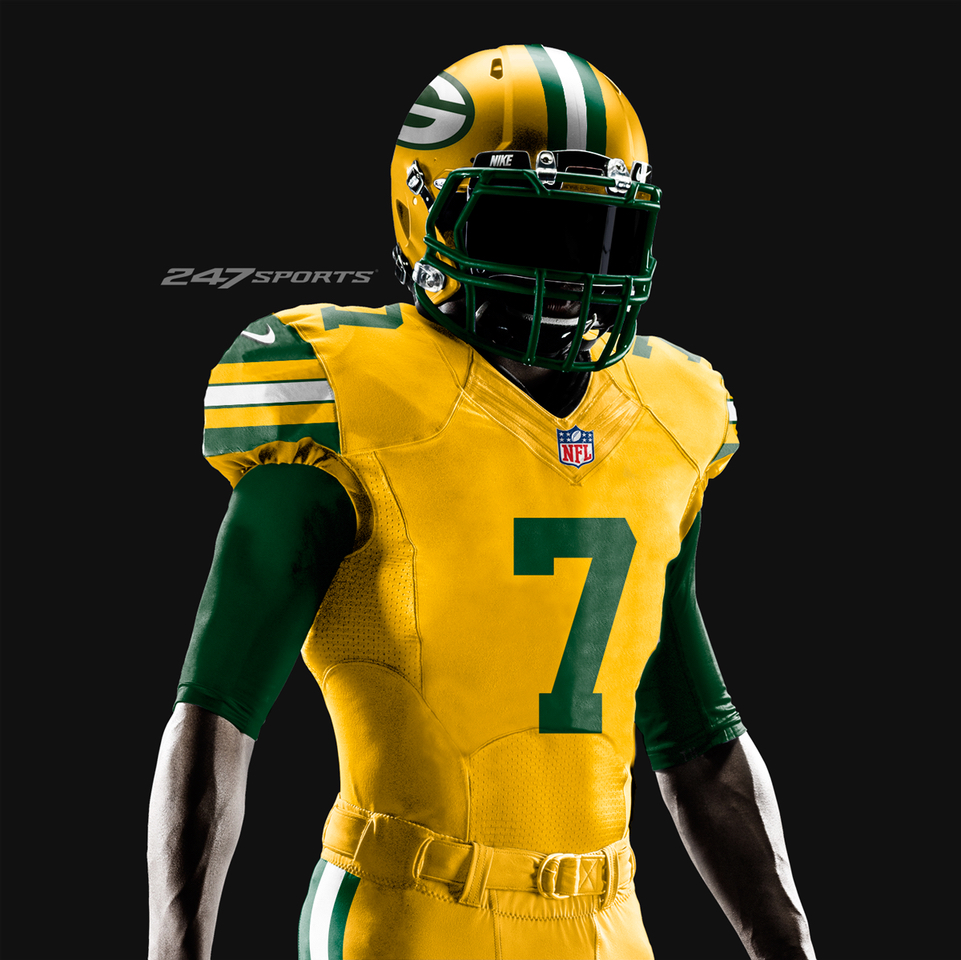 super popular aa259 8ce87 Designer Mocks Up What 'Color Rush' Uniforms Will Look Like ...