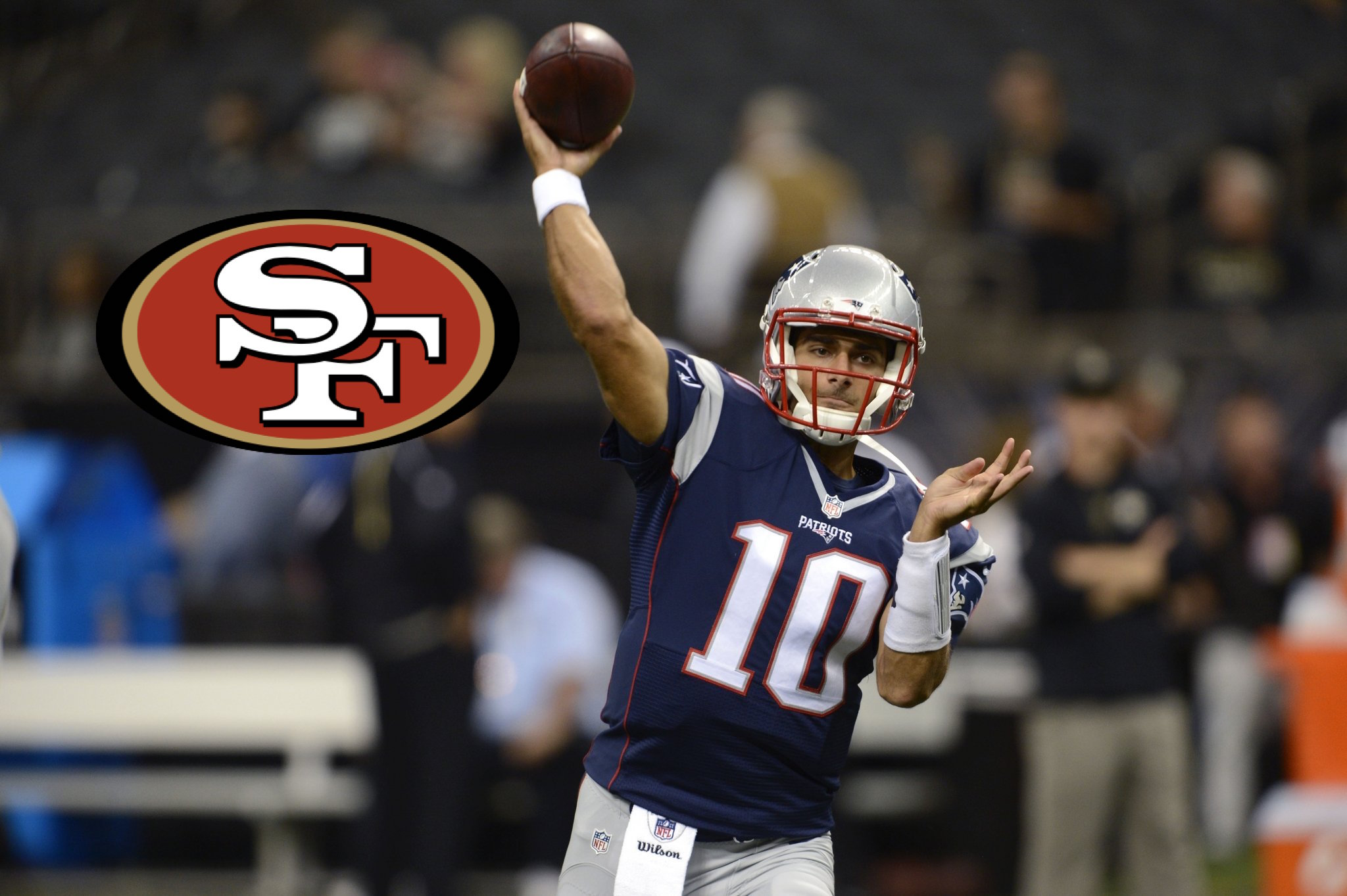 BLOCKBUSTER: Patriots Trade Jimmy Garoppolo To 49ers