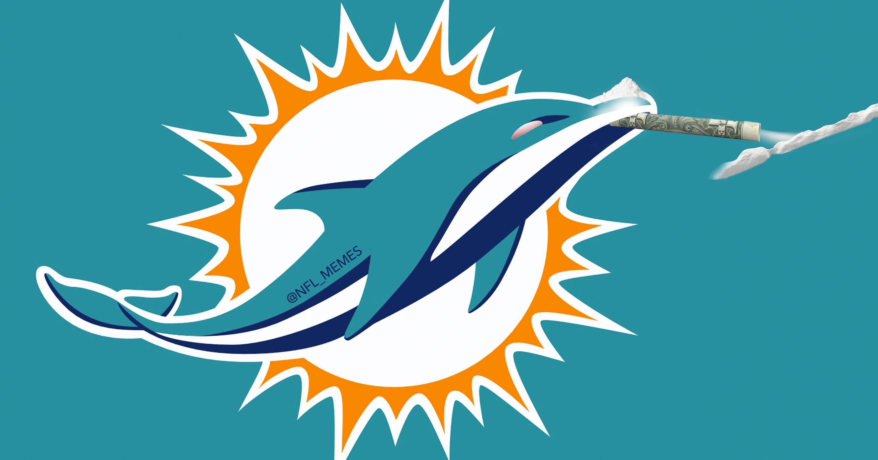 BREAKING: Miami Dolphins Unveil New Logo