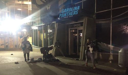 timeless design b061d 12dcf Looters From Charlotte Riots Return Their Stolen Carolina ...