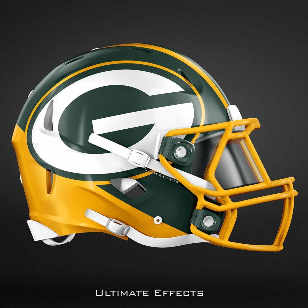 Awesome Helmets Creates NFL All Designer 32 Concept  For