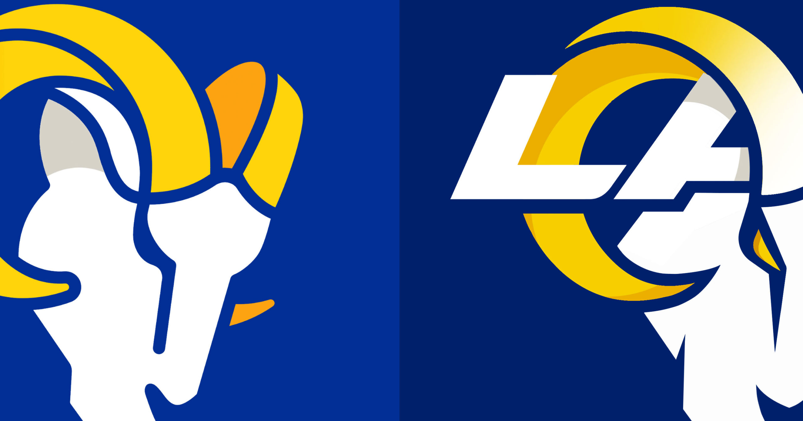we fixed the rams awful new logo it took literally 5 minutes we fixed the rams awful new logo it