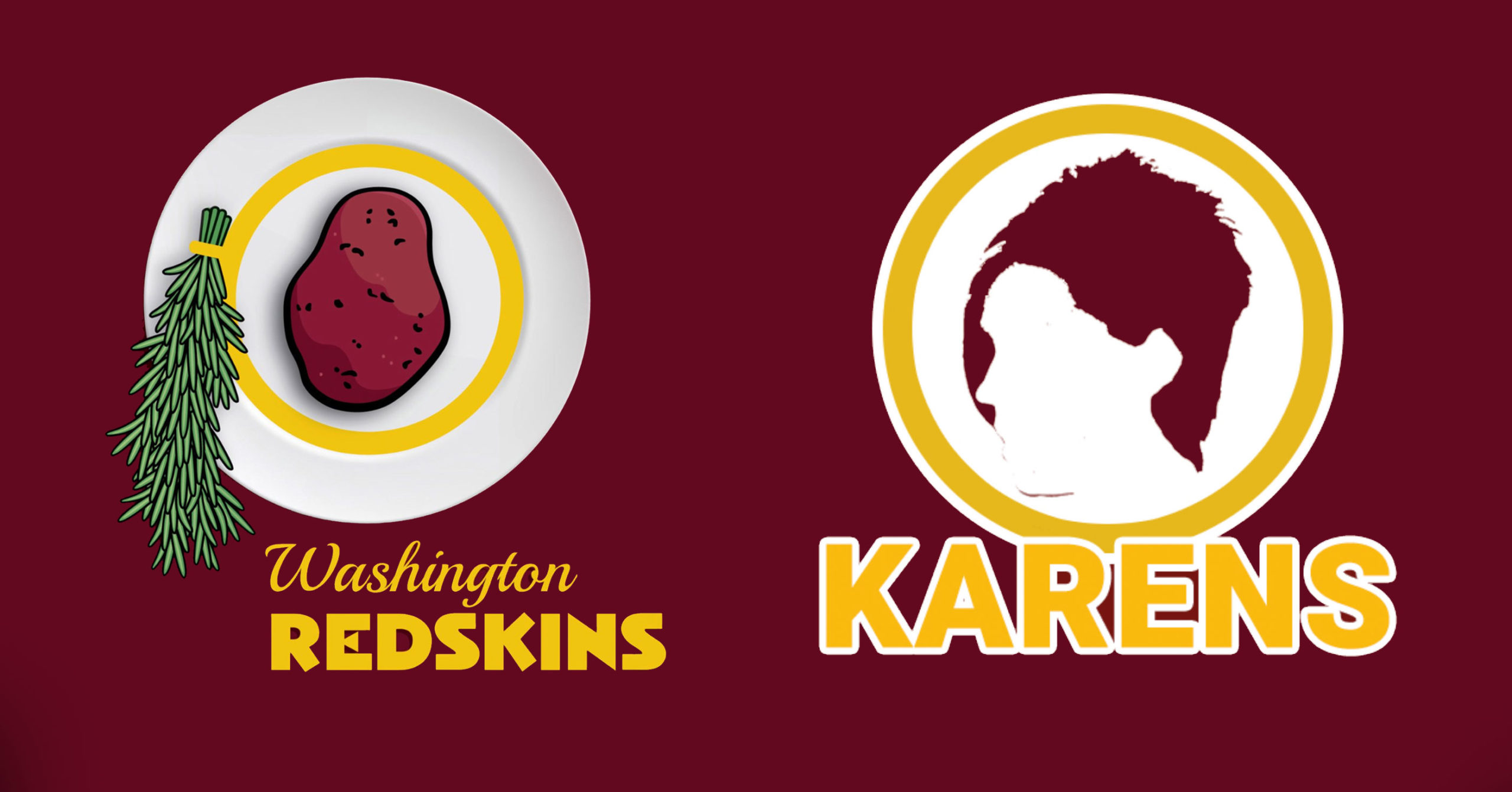 Fans Give Various Ideas For The Washington Redskins Name Change Pics